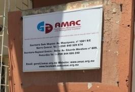 AMAC office Jan 2018