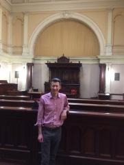 In court Pretoria